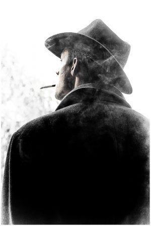 ハードボイルドたばこ
